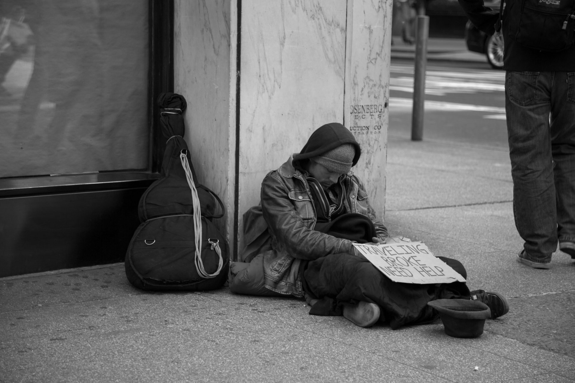 how to raise money for the homeless