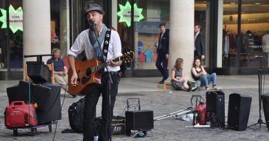 Why Canterbury's street performers are becoming a problem for some
