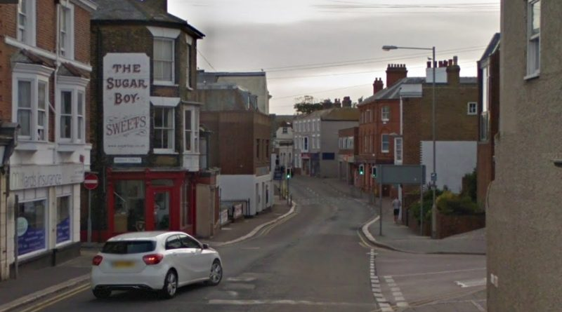 Flat located in Broad Street, Deal. Image: Google Maps.