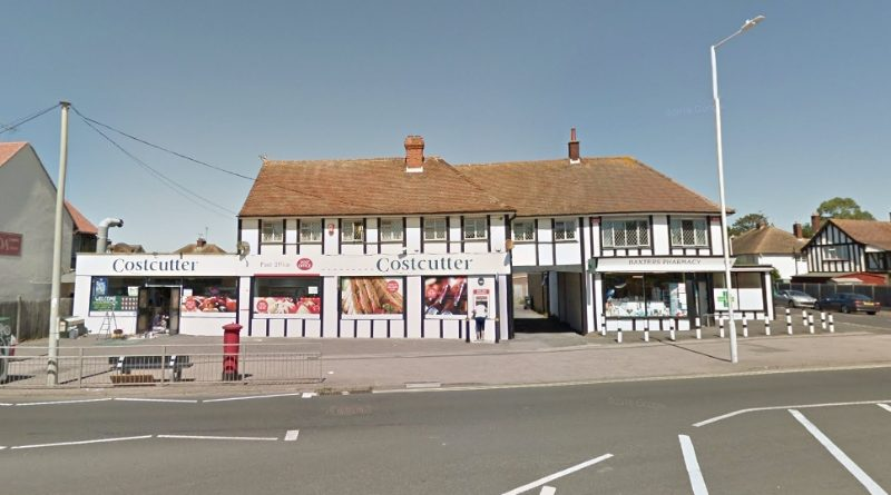 Costcutter on Canterbury Road. Image: Google Maps.
