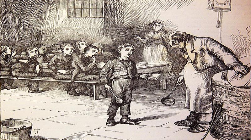Oliver Twist Illustration