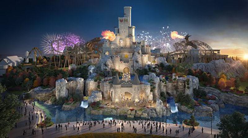 Kent's world class theme park takes a step forward