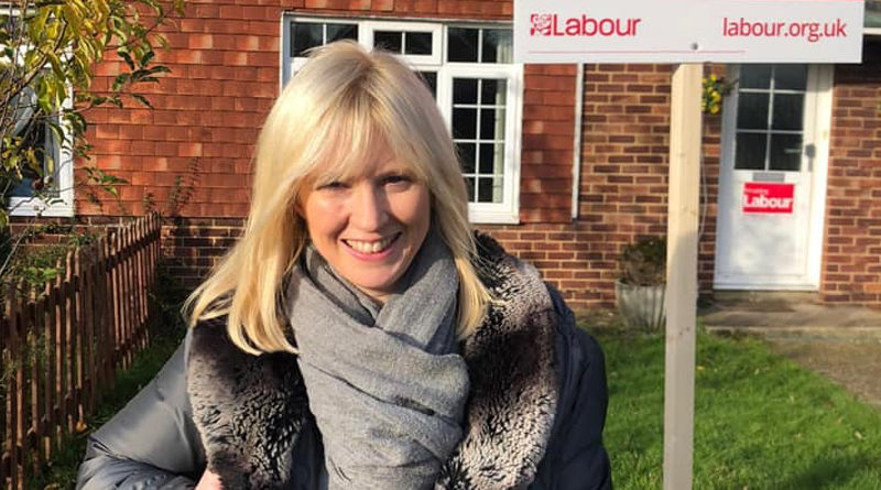 General Election: Rosie Duffield keeps her Canterbury seat for Labour